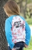 Cruel Girls Long Sleeve Chase Your Dreams Shirt - Blue (Closeout)