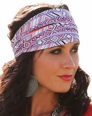 Cruel Women's Printed Head Wrap