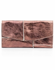 Cut and Paste Women's Jackson Rough Edge Envelope Wallet