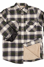 Dakota Grizzly Mens Mack Cabin Coat - Pine