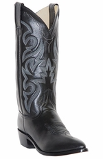 "Dan Post Men's Milwaukee 13"" Cowboy Boots - Black"