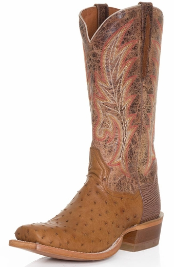 Dan Post Mens Full Quill Ostrich 13