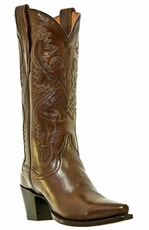 "Dan Post Women's Maria 13"" Cowboy Boots - Tan"