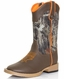 DBL Barrel Boy's Buckshot Mossy Oak® Camo Zip Boots - Child Sizes (8.5-10)
