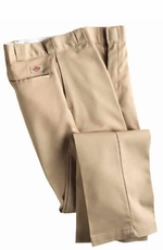 Dickies 874 Original Plain Front Twill Work Pants - 3 Colors