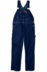 Dickies Denim Overall - Rinsed Blue