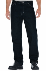 Dickies Men's Relaxed Fit Carpenter Jeans - Indigo Blue (Closeout)