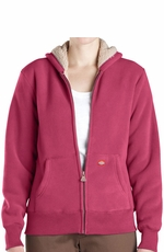Dickies Women's Sherpa Fleece Hoodie