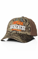 "Duck Dynasty Mens Logo Cap ""Duckenese"" - Camo (Closeout)"