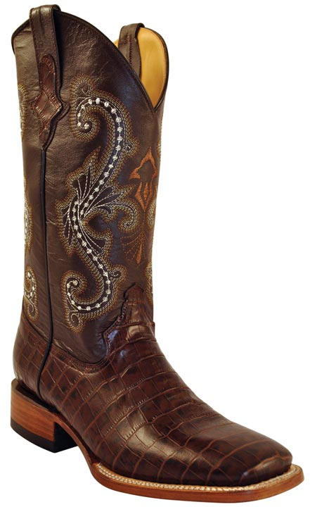 Ferrini Men's Alligator Belly Print 13