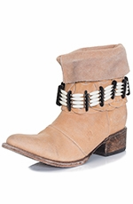 Freebird by Steven Womens Barracuda  Boots - Natural (Closeout)