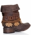 Freebird by Steven Womens Yerba Boot - Brown (Closeout)