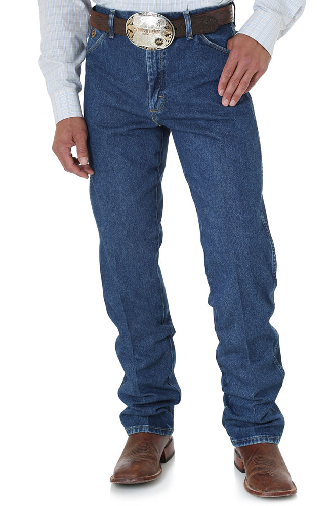 George Strait Cowboy Cut� Original Fit Men's Jeans by Wrangler