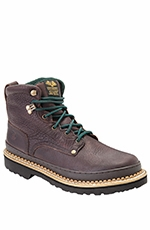 "Georgia Giant Men's 6"" Lightweight Work Boots (Closeout)"