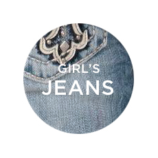 Girl's Jeans