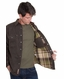 Grizzly Mens Dalton Flannel Lined Jacket - Tobacco (Closeout)