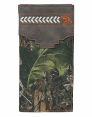 Hooey Men's Signature Roughy Rodeo Wallet - Camo