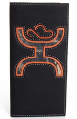 HOOey Mens Signature Rodeo Wallet - Camo