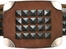 Iron Horse Men's Bandera Belt with Buckle - Brown (Closeout)
