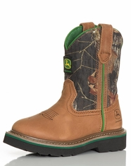 John Deere Children's Wellingtons - Camo (Closeout)