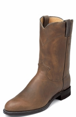 Justin Boots Men's Roper Collection