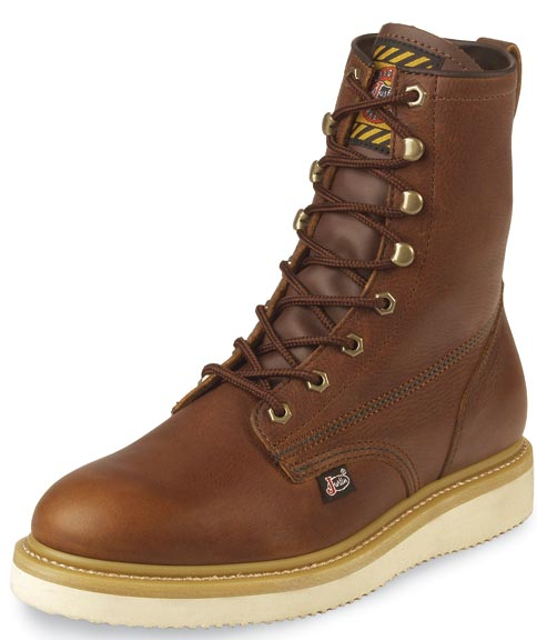 Justin Original Workboots Men's 8