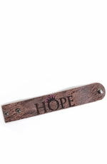 Kender West Women's Hope Snap Bracelet with Crystals