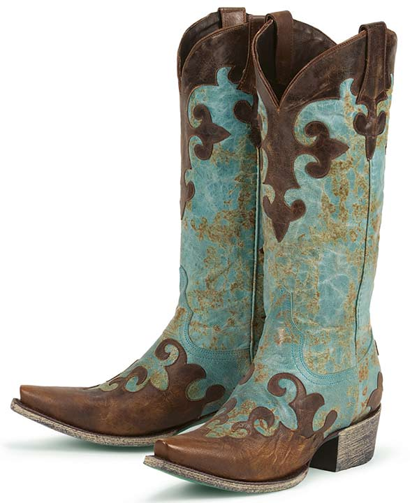 Womens cowboy boots on clearance