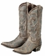Lane Boots Women's 'Love Sick' Cowboy Boots - Distressed Brown