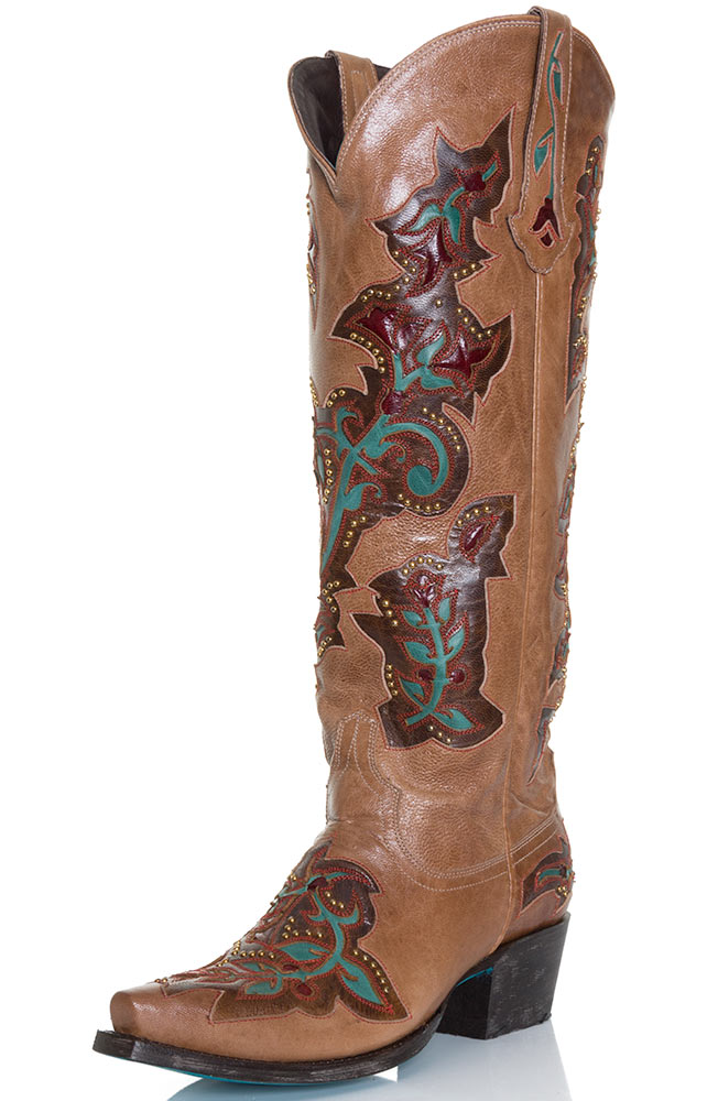 Lane Women's Cowboy Boots - Bliss