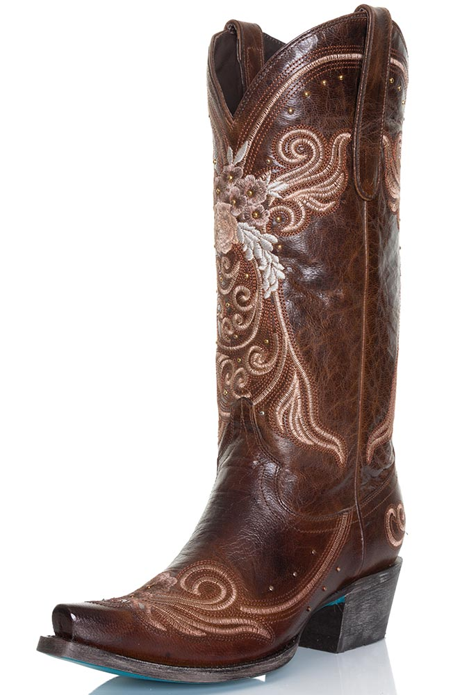 Lane Women's Cowboy Boots - Wedding