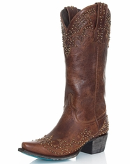 Lane Women's Stephanie Cowboy Boots - Brown