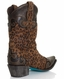 Lane Womens Short Shaft Leopard Print Cowgirl Boots - Dakota