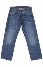 Levi's Boys 501 Original Fit Jeans - Aged Perfect