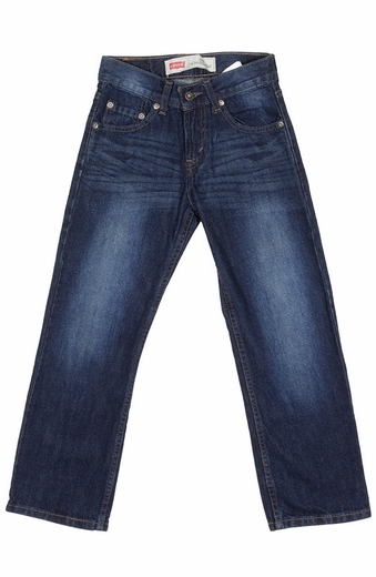 Levi's Boys 514 Straight Fit Jeans - Frank