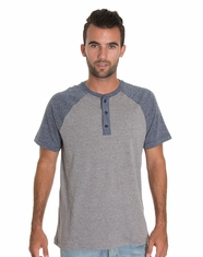 Levi's Men's Odell Tee Shirt - Stone Cold Grey
