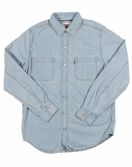 Levi's ® Barry Classic Denim Shirt - New Age Bleach (Closeout)