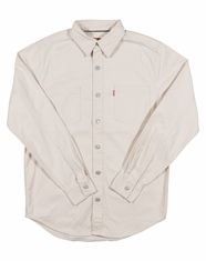 Levi's ® Barry Classic Denim Shirt - Plaster