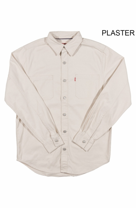 Levi's ® Classic Denim Shirt - 4 Fashion Colors
