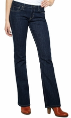 Levi's ® Junior's 518 ™ Superlow Boot Cut Jeans - Simply Blue