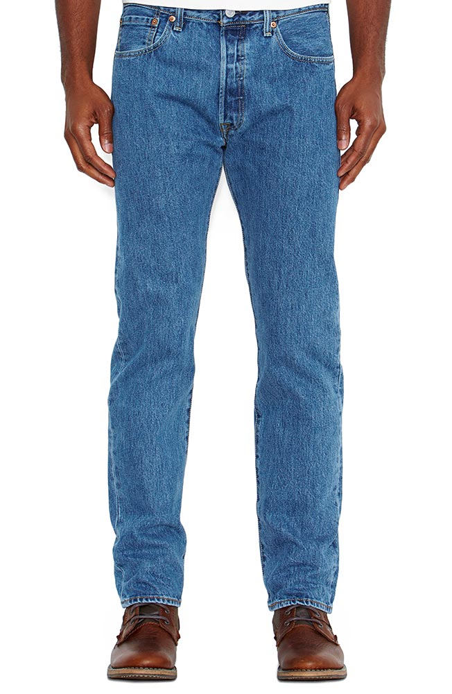 Levi's ® Men's 501 ® Original Fit Jeans - Stonewashed