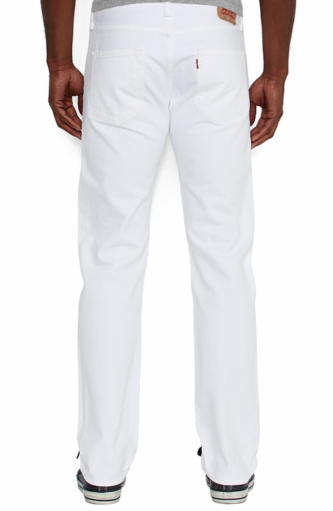 Levi's ® Men's 501 ® Original Fit Jeans - White