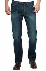 Levi's ® Men's 505 ™ Regular Fit Jeans - Green Frost (Closeout)