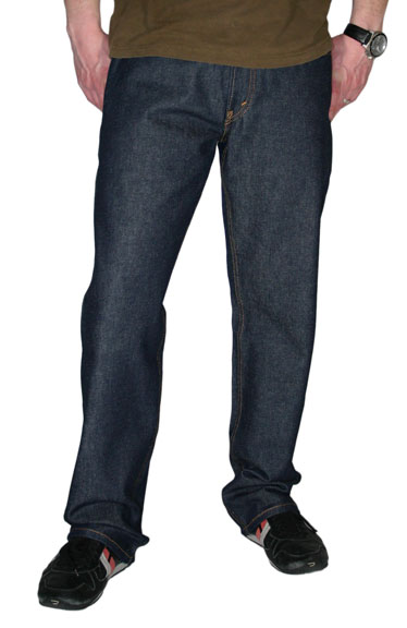 Levi's ® Men's 505 ™ Regular Fit Jeans - Rigid