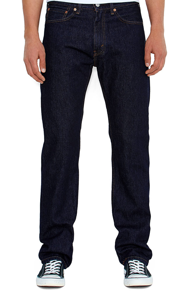 This classic regular fit 5 pocket denim jean for men from Dickies is made out of heavy duty fabric that lasts longer. 3 colors to choose from- shop now!