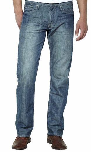 Levi's ® Men's 514 ™ Straight Fit Jeans - Medium Poly (Discontinued)