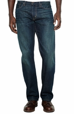 Levi's ® Men's 514 ™ Straight Fit Jeans - Kale (Closeout)