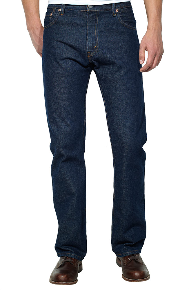 Levi's ® Men's 517 ™ Boot Cut Jeans - Rinsed Indigo