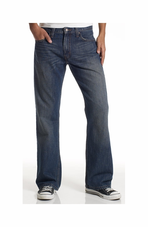 Levi's ® Men's 527 ™ Slim Boot Cut Jeans - Indie Blue