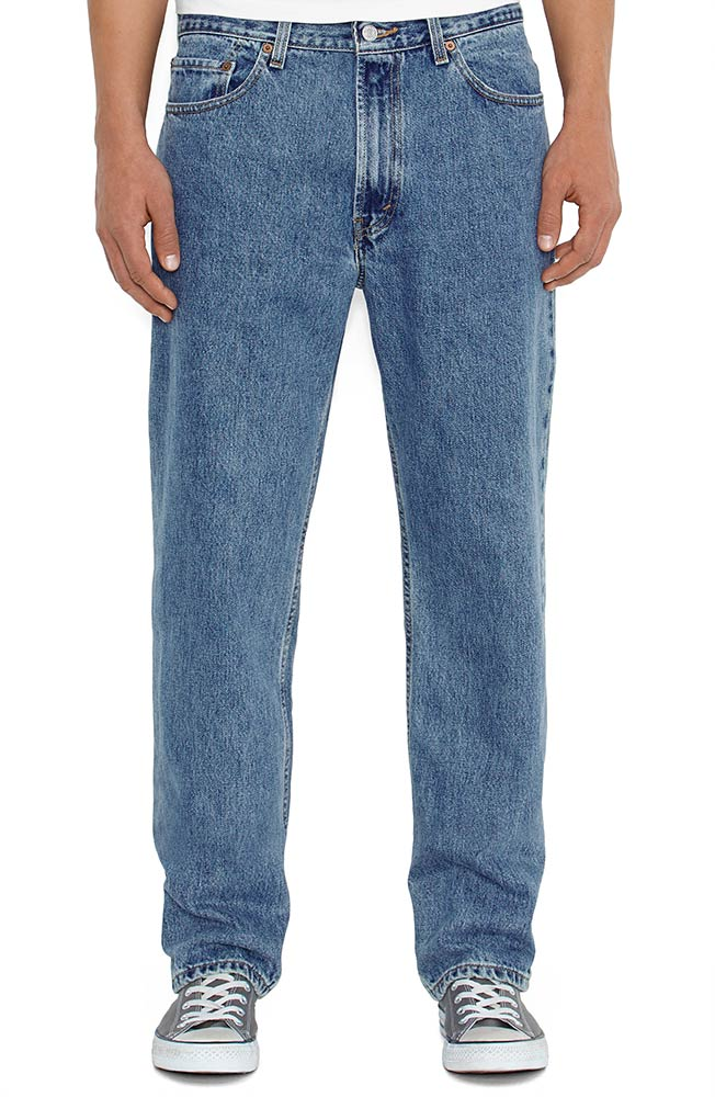 Levi's ® Men's 550 ™ Relaxed Fit Jeans - Stonewashed